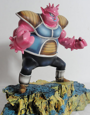 Model Kit Statue Dodoria b