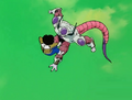 Frieza attacks gohan 4