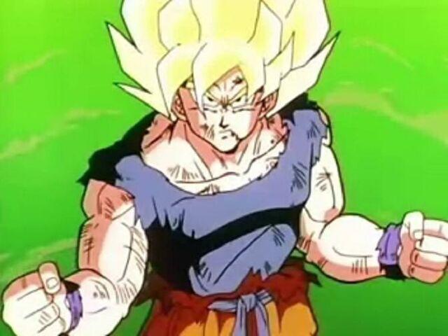 File:Goku Super Saiyan On Namek.JPG