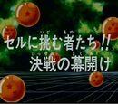 Começa o Torneio de Cell!!