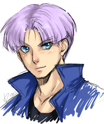 File:Future trunks by kiwi san-d4el2zp.png