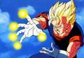 Super Vegito hand attack