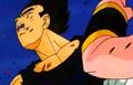 Vegeta's Respect - Kid Buu pummel