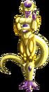 Gold Frieza DokBattle art
