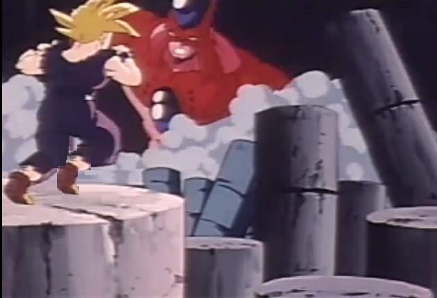 File:Gohan feeling to his knees aftering being punched by giant hatchyack.png