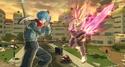 DBXV2 Future Trunks (Super) VS Super Saiyan Rosé Goku Black Violent Fierce God Slicer (Combo)