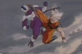 Goku kicks cooler