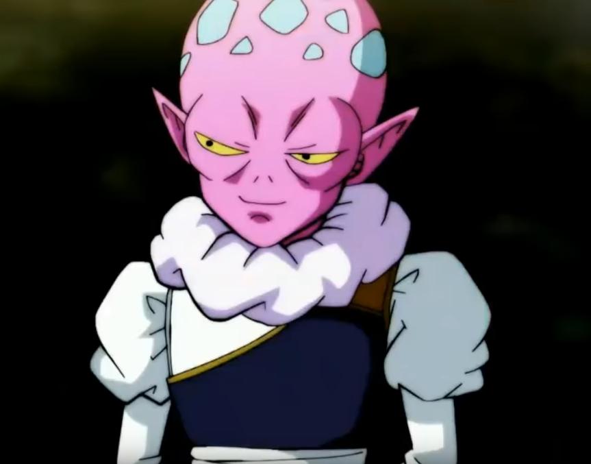Universe 2 Yardrat Goku S Recovery Kanzenshuu
