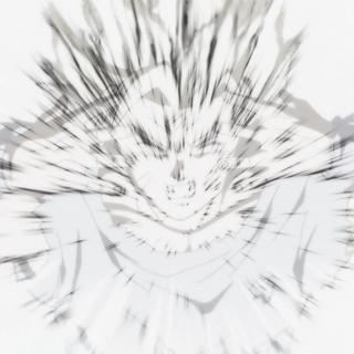 Son Goku in Dragon Ball Z.
