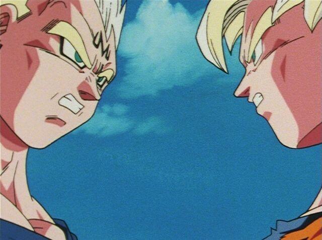 File:Goku vs Vegita.jpg