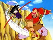 Terror vs Goku