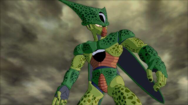 File:Cell in Dragon Ball Z Burst Limit.jpg