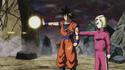 Goku and 18 teams up DBS 101