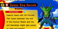 Demon King Daccolo