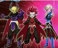 Demon God avatars