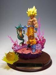 Mekka-PorungaGoku-DragonballSelectionvol7-diorama-b