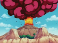 Volcano eruption DB