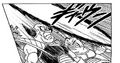 DXRD Caption of Oniyu's-esque, GT's hell monster-esque & Plant PTO soldiers scared from Krillin's Destrectu Disc (Fukkatsu No F Manga Chapter 3)