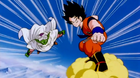 Goku and Piccolo unlikely strong duo!