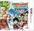 Dragon Ball Fusions Cover