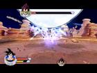 DBZ Sagas Super Spirit Bomb