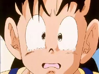 File:Gohan crying tears of joy that goku is home.jpg