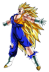 Vegito super sayan 3 by vegeta ssj3-d30tuf0