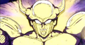 Frieza frightened