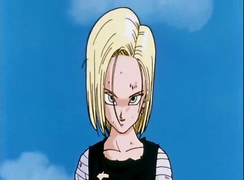 File:Android 18 Going To Attack Vegeta SS.jpg