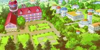 Gohan's house