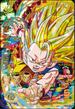 Super Saiyan 3 GT Goku Heroes