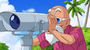 DBS Master Roshi telescope