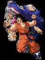 Yamcha - Wolf Fang Fist at Dragon Ball Z Dokkan Battle
