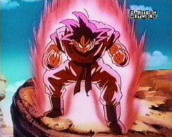 File:Goku use kaioken against vegeta.jpg