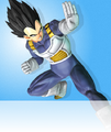 Vegeta in Zenkai Battle Royale