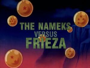 The Nameks Versus Frieza
