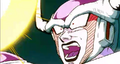 Scared Frieza