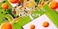 Trunks vs. Goten