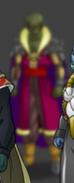 Blurred Boss