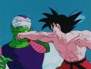 Goku vs Piccolo