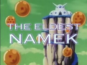 The Eldest Namek