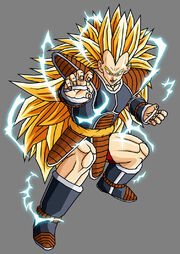 Super Saiyan 2 Raditz