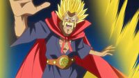 Mr Satan God Form