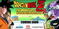 Dragon Ball Z: The Miniatures Game