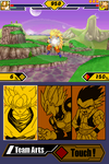 Dragon Ball Z - Supersonic Warriors 2 goku SSJ 3