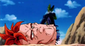 Android16headtalkingtoGohan