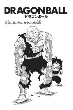 Piccolo's Last Stand