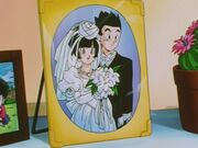 Gohan and Videl married