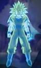 Super saiyan 3 spirit bomb absorbed