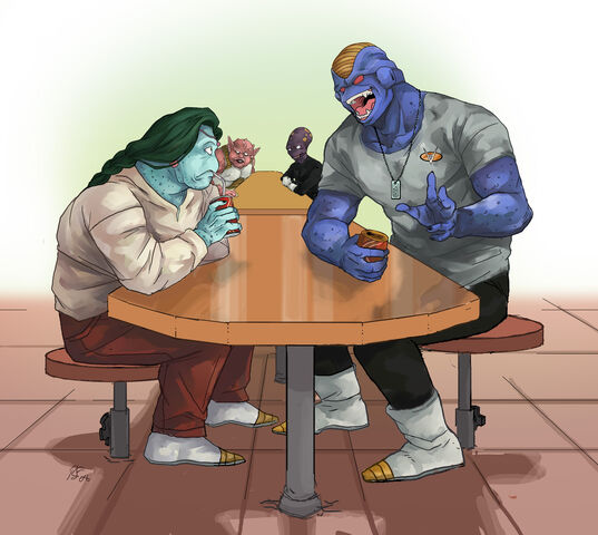File:DBZ A Chat Over Space Soda by Rhandi Mask.jpg